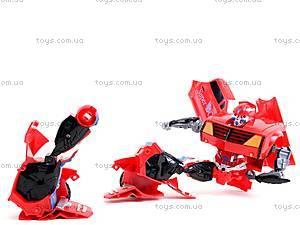 Трансформер-машинка Super Car, 8-12, детский