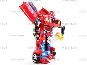 Трансформер-машинка Super Car, 8-12, доставка