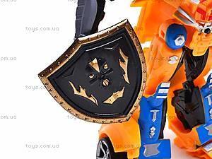 Трансформер-машинка Super Car, 8-12, купить