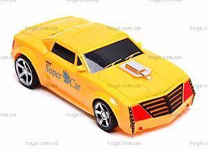 Трансформер-машинка Super Car, 8-12, toys.com.ua