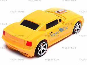 Трансформер-машинка Super Car, 8-12, toys