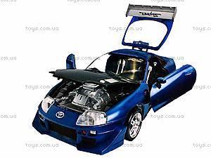 Трансформер-машинка Toyota Supra, 50070, купить