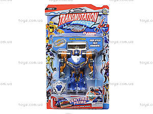 Трансформер «Машина-мутант», 82017, игрушки