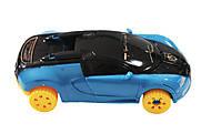 Трансформер-машинка синий, 999A-3, купить