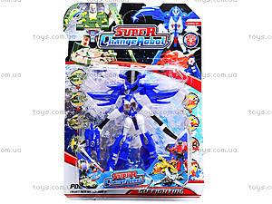 Трансформер детский Super Robot, 9-22, купить