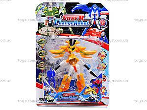 Трансформер детский Super Robot, 9-22, фото