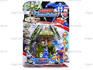 Трансформер детский Super Robot, 9-22, отзывы