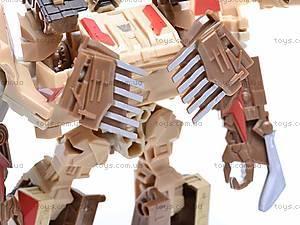 Трансформер «Нейтрон», 8097, детские игрушки