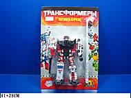 Трансформер Огнеборец, 8008, детские игрушки