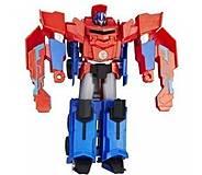 Трансформер Optimus Prime Роботы под прикрытием, C0642 (B0067), фото