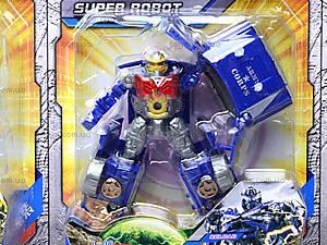 Детский, игровой робот-трансформер , 69608, купить