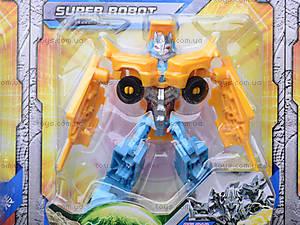 Детский, игровой робот-трансформер , 69608, фото