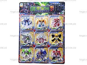 Детский, игровой робот-трансформер , 69608, игрушки