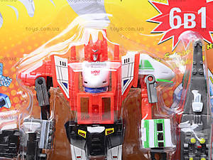 Детский трансформер «Макстрейн», 8024, игрушки