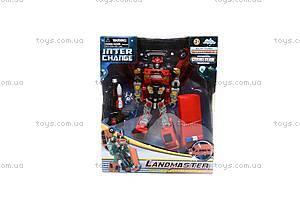 Трансформер «Полицейская машина», 3866, игрушки