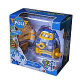 Трансформер Робокар Поли (желто-синий), 83168ZB