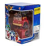 Трансформер «Робокар Поли: пожарка Рой», 9009ABCD, детские игрушки