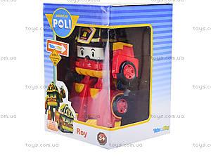 Игрушка-трансформер «Робокар Поли», 83168, отзывы