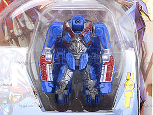 Маленький трансформер-робот, 499-123, купить