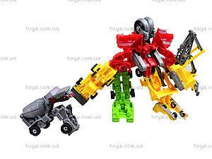 Трансформер-робот Distortion Android, 167A, детские игрушки