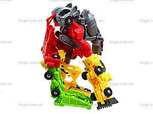 Трансформер-робот Distortion Android, 167A, магазин игрушек