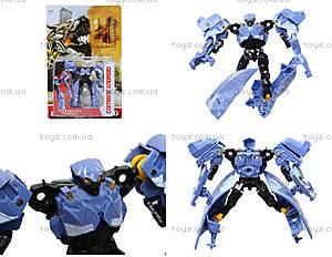 Игрушечный трансформер для мальчиков «Робот», 2013-98