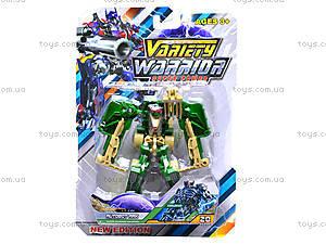 Трансформер-робот Warrior, DA610, купить