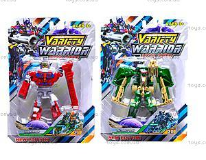 Трансформер-робот Warrior, DA610