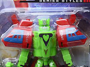 Трансформер-робот «Воин», 310, отзывы
