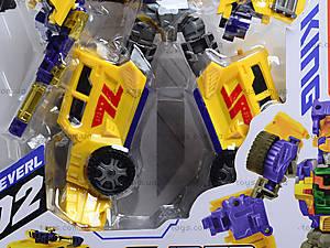 Трансформер-робот Brave, DA-960, купить