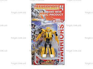 Трансформер-робот для мальчиков «Сражение», 6921, игрушки