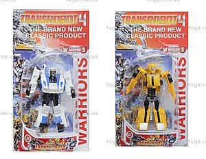 Трансформер-робот для мальчиков «Сражение», 6921