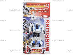 Трансформер-робот для мальчиков «Сражение», 6921, магазин игрушек