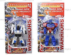 Трансформер-робот для мальчиков «Сражение», 6921, отзывы
