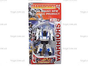Трансформер-робот для мальчиков «Сражение», 6921, цена