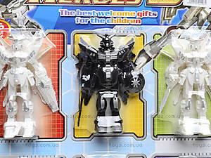 Набор роботов-трансформеров, 6 штук, GT-7A, фото