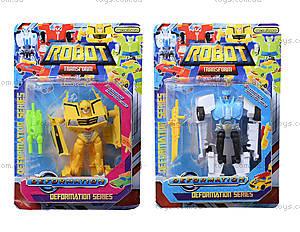 Игровой трансформер-робот для детей, 7960