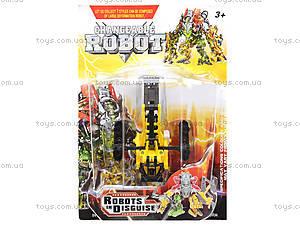 Детский конструктор-робот «Трансформер», 8001-1234567, купить