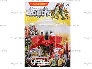 Детский конструктор-робот «Трансформер», 8001-1234567, отзывы
