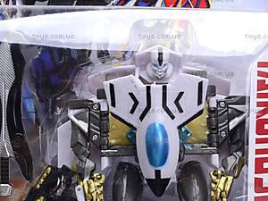 Трансформер-робот «Герой», 9007, купить