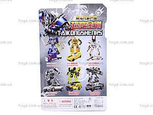 Трансформер-робот «Герой», 9007, фото
