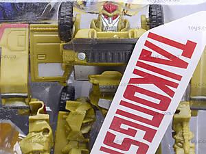 Трансформер-робот «Герой», 9007, цена