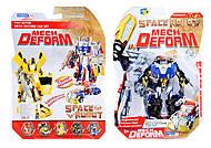 Детская игрушка «Трансформер Space», D622-E230(633620), отзывы