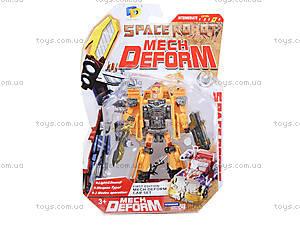 Трансформер-робот Mech Deform, D622-E232(633622), купить