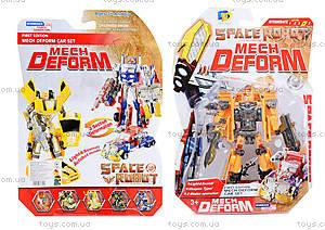 Трансформер-робот Mech Deform, D622-E232(633622)
