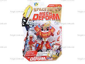 Детский трансформер-робот Space Robot, D622-E222(633613), фото