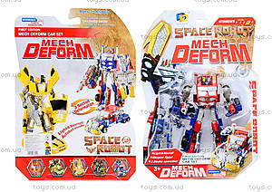Робот-трансформер для детей Space Fighter, D622-E229(633619)