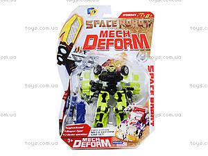 Трансформер для детей Space Soldier, D622-E228(633618), купить