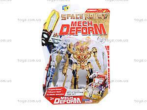 Трансформер-робот с музыкальными эффектами, D622-E224(549840), купить
