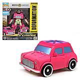 """Трансформер """"Robot Complex"""" розовый (611-23), 611-23, купить"""